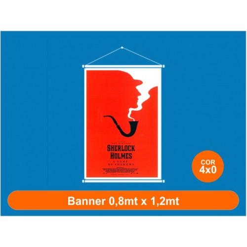 Banner 0,80mt x 1,20mt