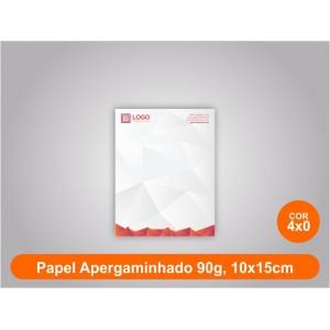 5unid - Blocos de 50 folhas color, 10x15cm, papel Ap 90g